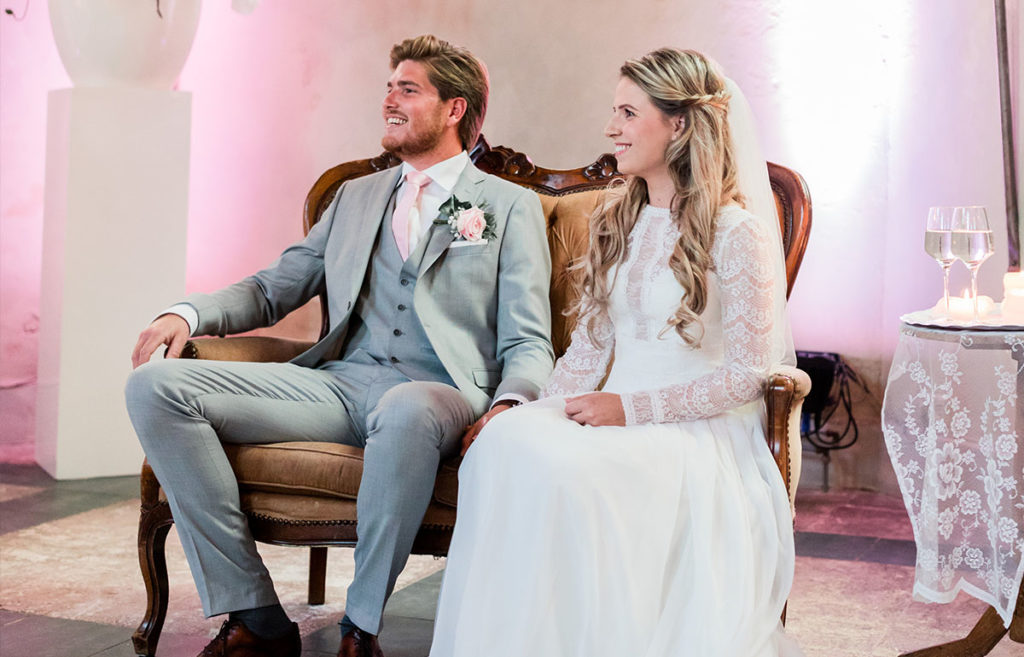 trouwen met marien